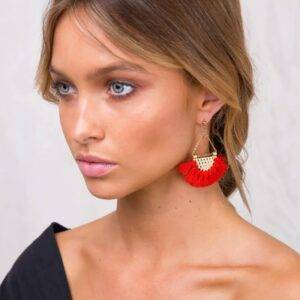 Bohemian Tassel Earrings Sets Bohemian Tassel Earrings Sets Stunners Club