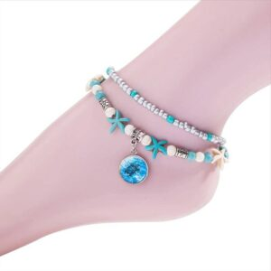 Handmade Sea Turtle Anklet New Arrivals Accessories