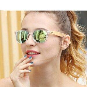 Polarized Bamboo Sunglasses Polarized Bamboo Sunglasses Stunners Club