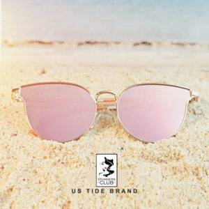 Cat Eye Polarized Retro Sunglasses