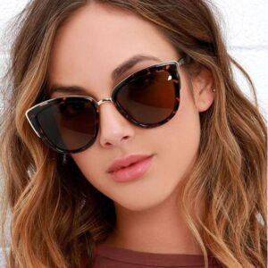 Cat Eye Retro Designer Sunglasses Eyewear