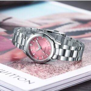 Luxury Rhinestone Stainless Steel Watches Watches