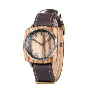 Stunner Water Resistant Wooden Watch Watches
